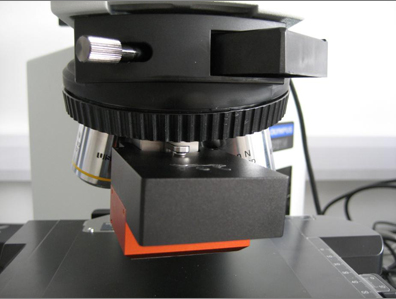 Lens atomic force microscope (LensAFM)